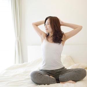 便秘解消効果もある!ぐっすりと眠るために私がやっている3つのこと