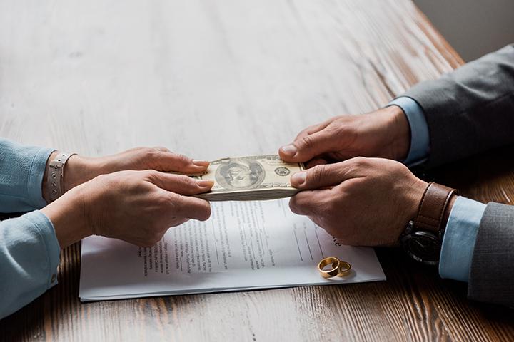 私のモラハラ体験談⑳お金を支払う結果に納得しない夫