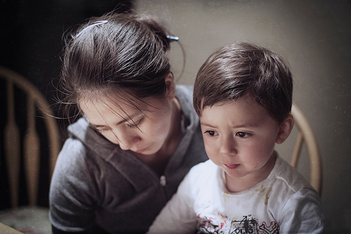 モラハラ夫が幸せな家庭を壊そうとする心理